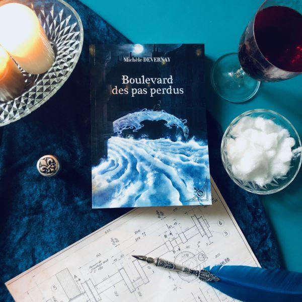 Boulevard des pas perdus Michèle Devernay