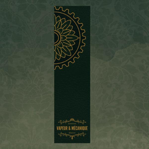 Marque-page steampunk pack du savant fou