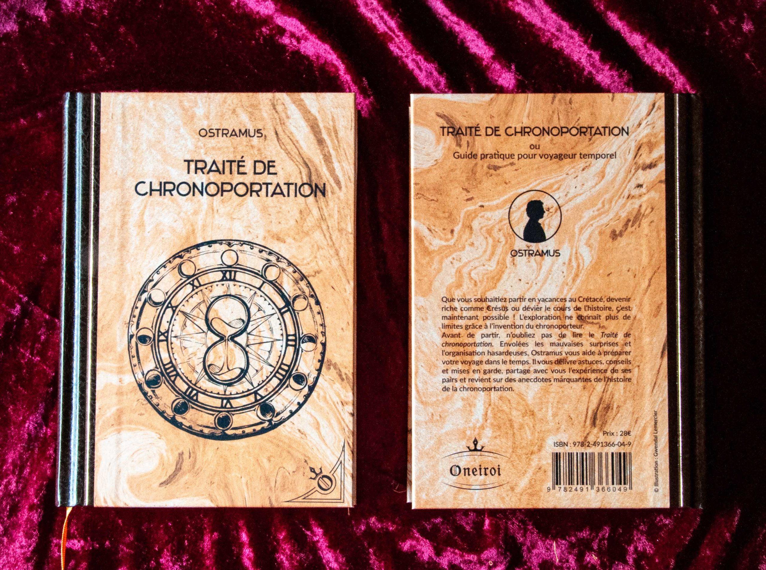 Traité de chronoportation Ostramus
