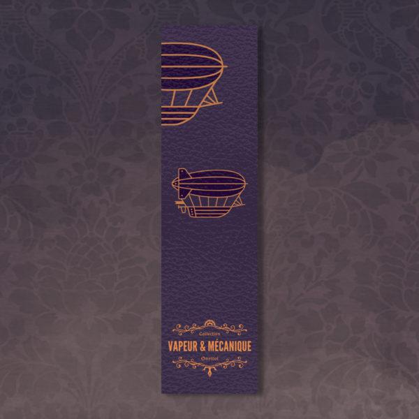 Marque-page steampunk Anthologie vol. 3